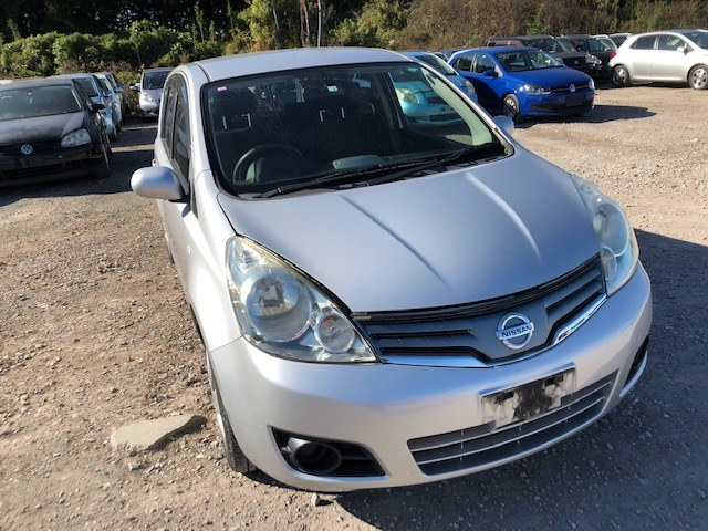 NISSAN NOTE 2012 ref: CCN0792011 (001)