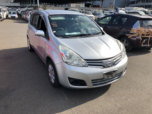 NISSAN NOTE 2012 ref: CCN0982011 (001)