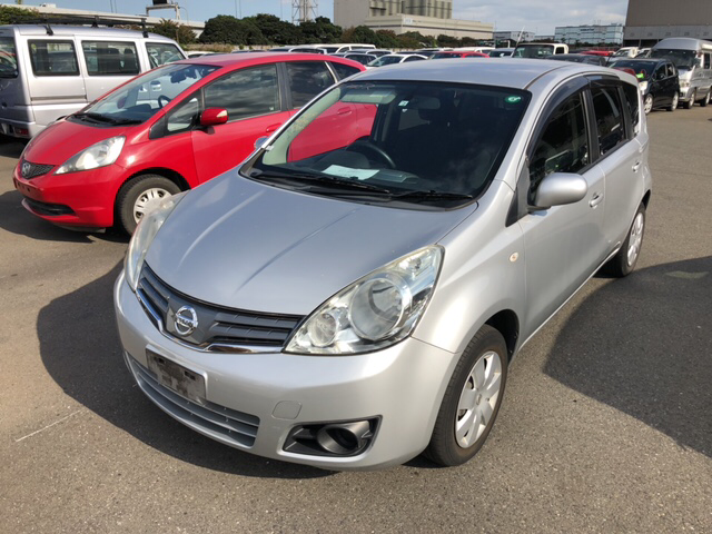 NISSAN NOTE 2012 ref: CCN0982011 (002)