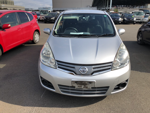 NISSAN NOTE 2012 ref: CCN0982011 (003)