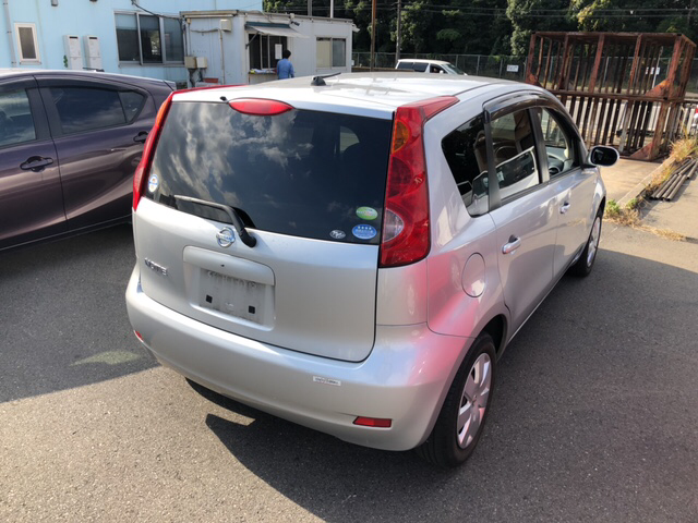 NISSAN NOTE 2012 ref: CCN0982011 (004)