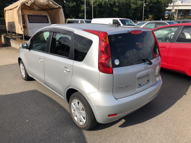 NISSAN NOTE 2012 ref: CCN0982011 (005)