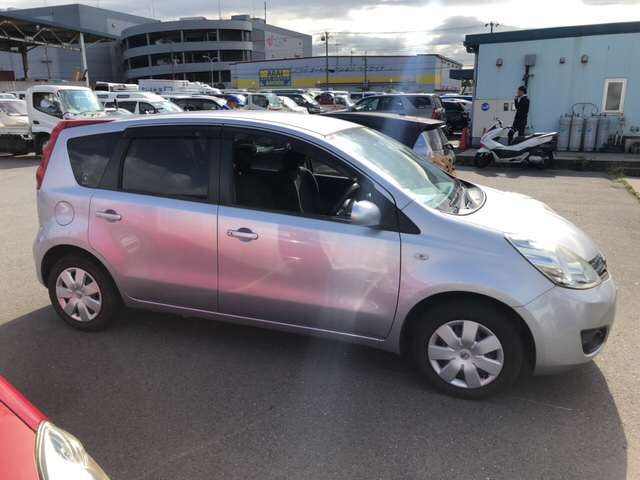 NISSAN NOTE 2012 ref: CCN0982011 (007)