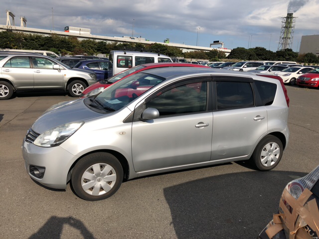 NISSAN NOTE 2012 ref: CCN0982011 (008)