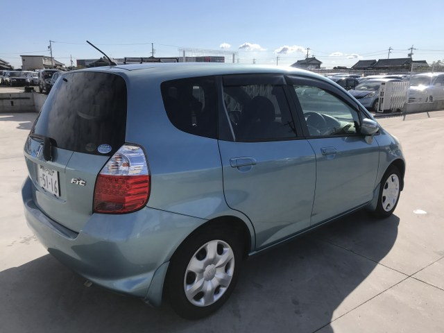 HONDA FIT 2006 ref: CCN2642011 (004)
