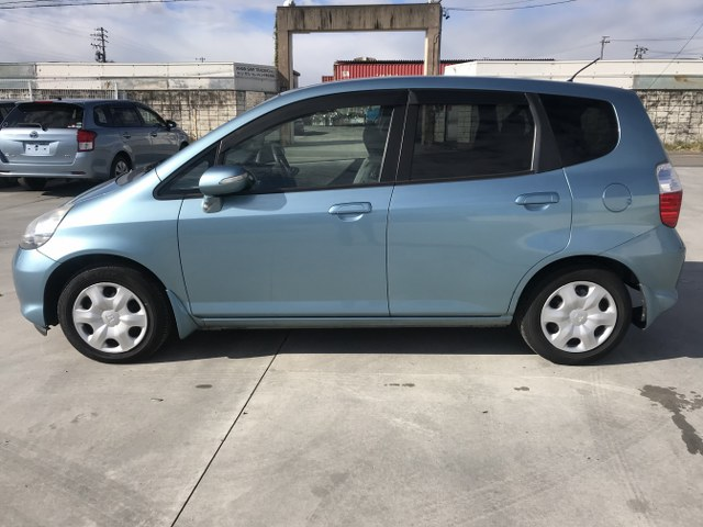 HONDA FIT 2006 ref: CCN2642011 (007)