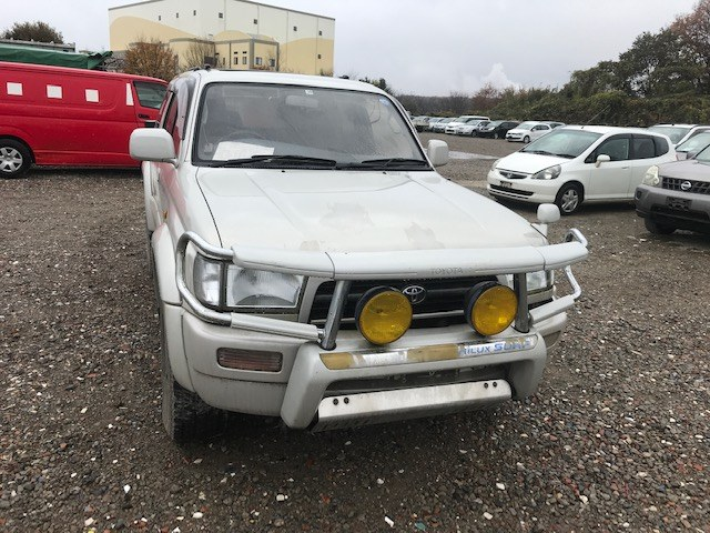 TOYOTA HILUX SURF 1997 ref: CCN8942011 (001)