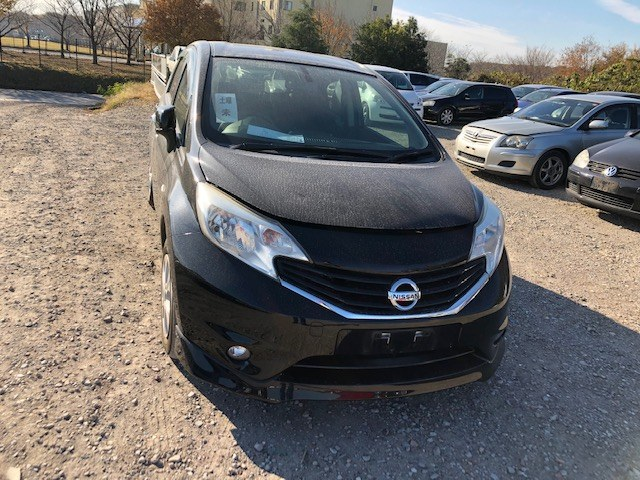 NISSAN NOTE 2013 ref: CCN9722011 (001)