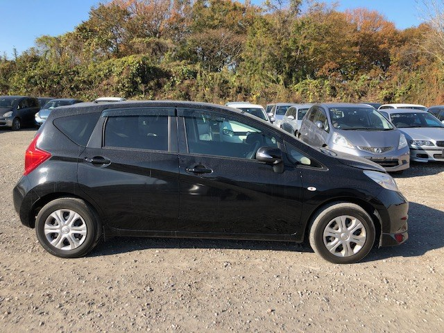 NISSAN NOTE 2013 ref: CCN9722011 (004)