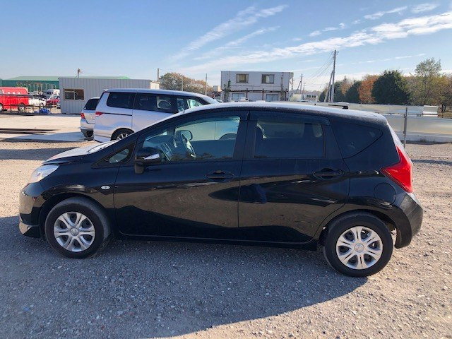 NISSAN NOTE 2013 ref: CCN9722011 (005)