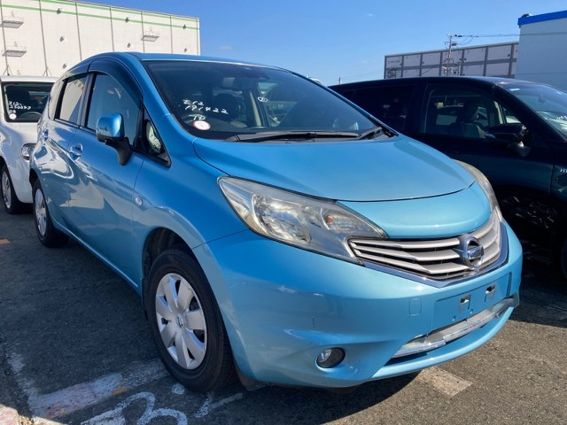 NISSAN NOTE 2014 ref: CCC13132010 (001)