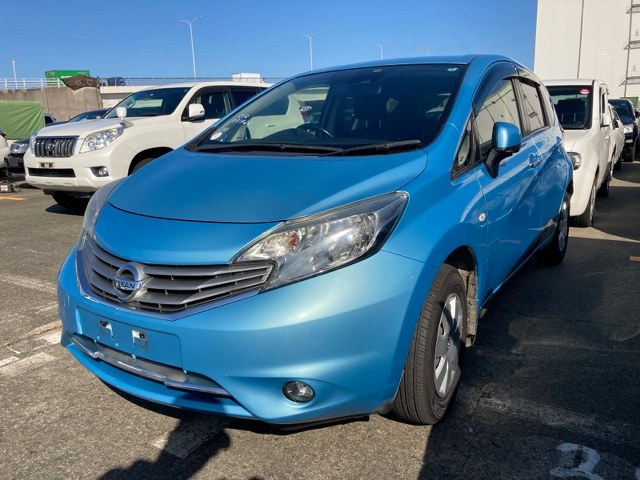 NISSAN NOTE 2014 ref: CCC13132010 (002)