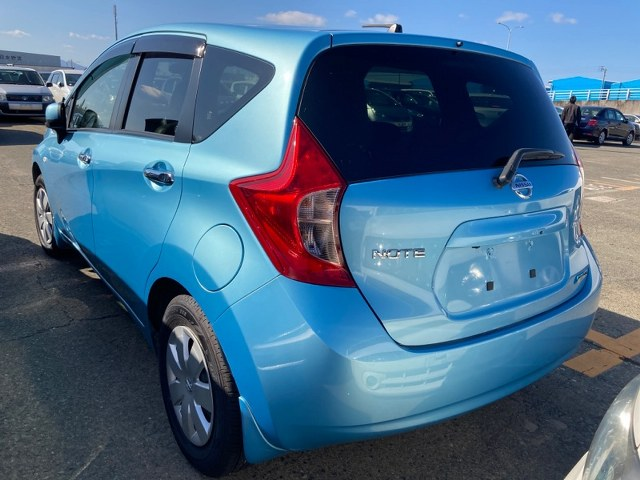 NISSAN NOTE 2014 ref: CCC13132010 (004)