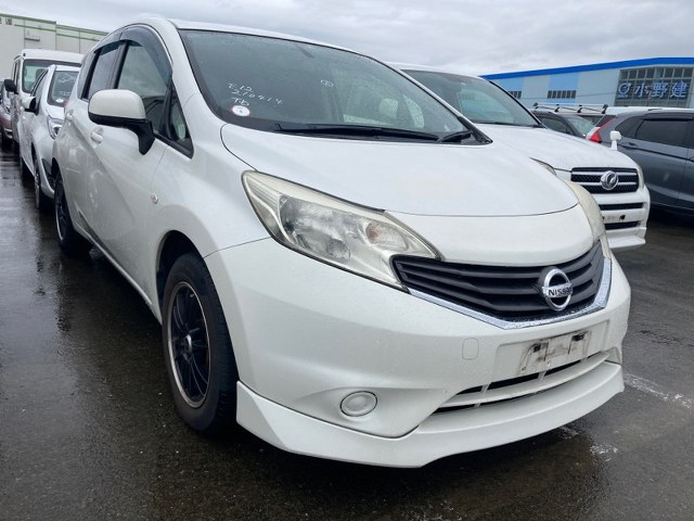 NISSAN NOTE 2014 ref: CCC8212010 (001)