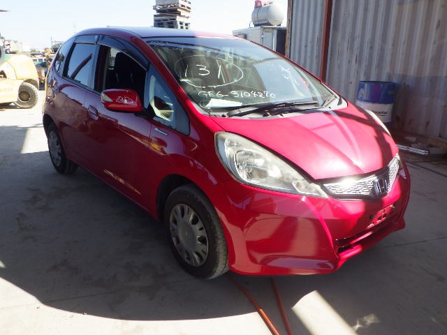 HONDA FIT 2012 ref: CCN10702010 (001)