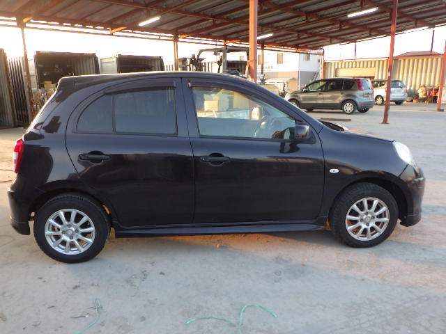 NISSAN MARCH 2012 ref: CCN11522010 (007)