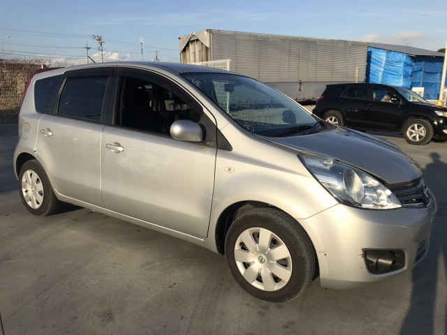 NISSAN NOTE 2012 ref: CCN12822010 (001)