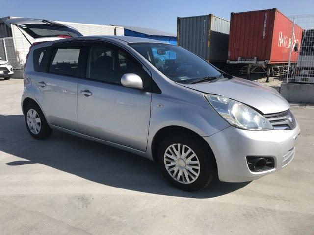 NISSAN NOTE 2012 ref: CCN12902010 (001)