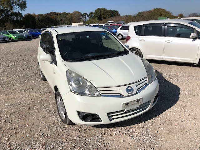 NISSAN NOTE 2012 ref: CCN13232010 (001)