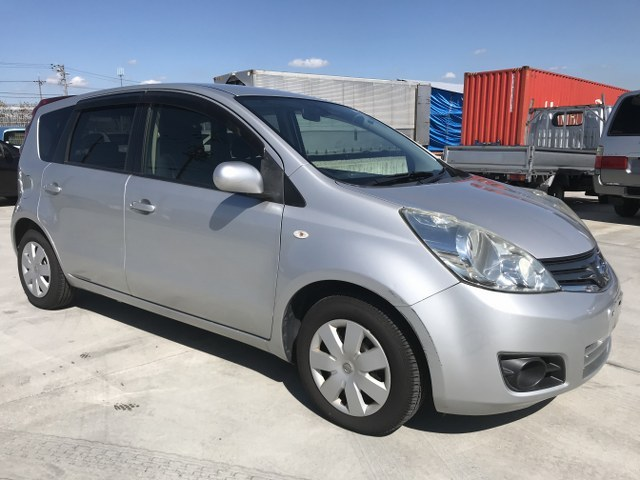 NISSAN NOTE 2012 ref: CCN2402010 (001)