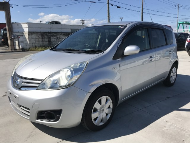 NISSAN NOTE 2012 ref: CCN2402010 (002)