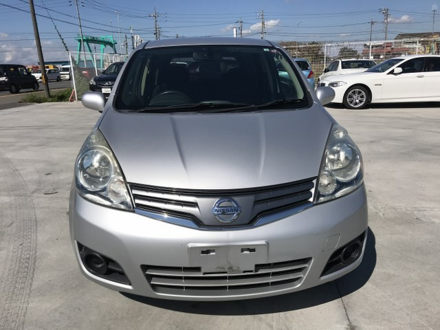 NISSAN NOTE 2012 ref: CCN2402010 (003)