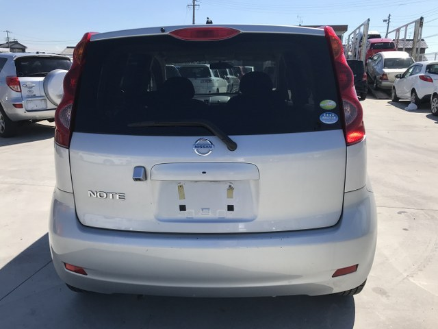 NISSAN NOTE 2012 ref: CCN2402010 (006)