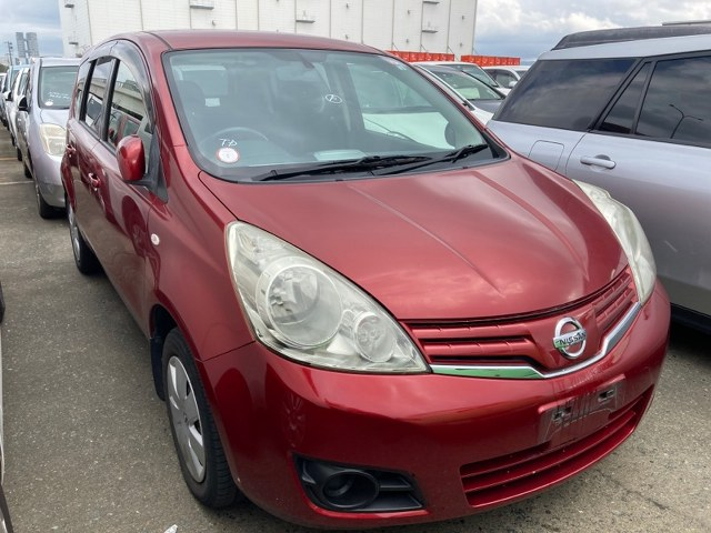 NISSAN NOTE 2012 ref: CCN2682010 (001)