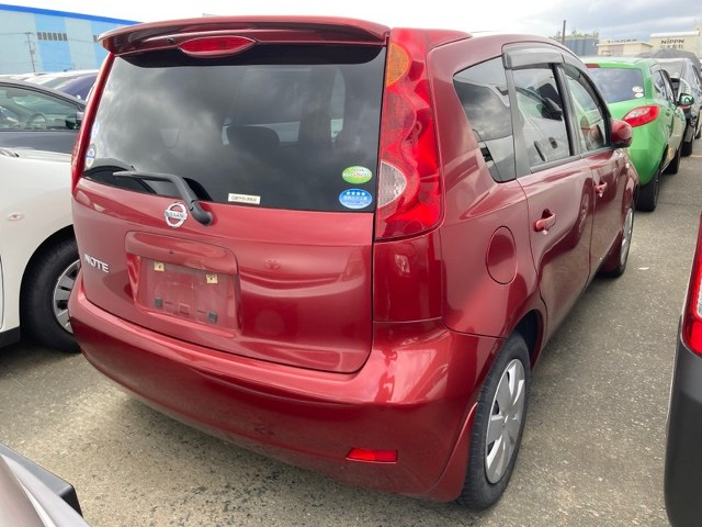 NISSAN NOTE 2012 ref: CCN2682010 (003)
