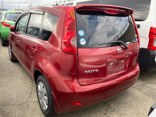 NISSAN NOTE 2012 ref: CCN2682010 (004)