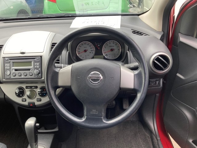 NISSAN NOTE 2012 ref: CCN2682010 (006)