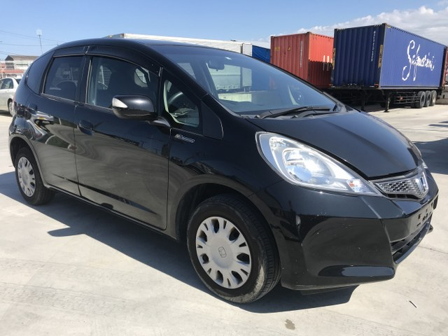 HONDA FIT 2012 ref: CCN3712010 (001)