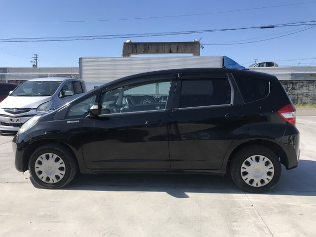 HONDA FIT 2012 ref: CCN3712010 (007)