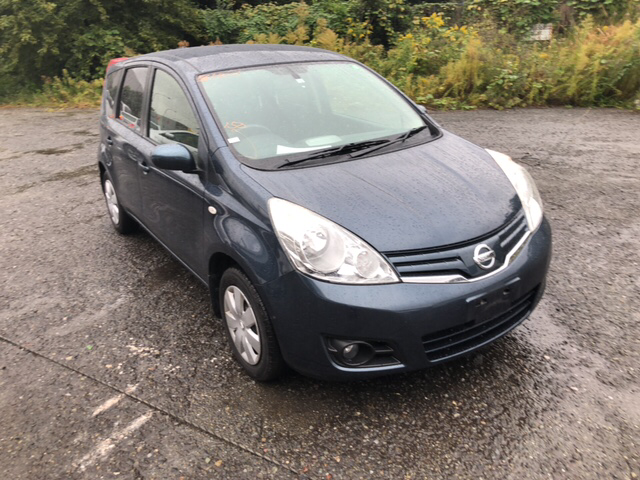 NISSAN NOTE 2012 ref: CCN9072010 (001)