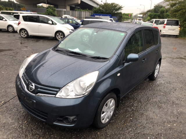 NISSAN NOTE 2012 ref: CCN9072010 (002)