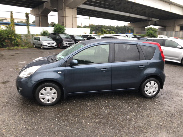 NISSAN NOTE 2012 ref: CCN9072010 (007)