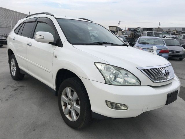 TOYOTA HARRIER 2007 ref: CCC8392009 (001)