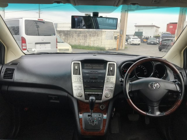 TOYOTA HARRIER 2007 ref: CCC8392009 (009)