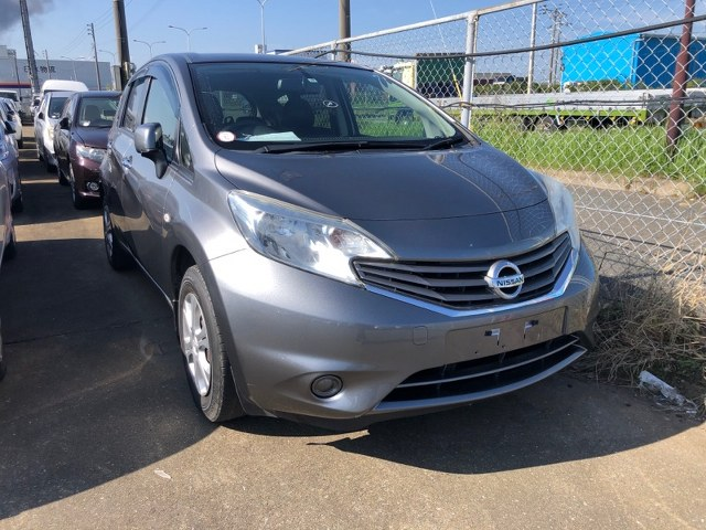 NISSAN NOTE 2013 ref: CCK11192009 (001)
