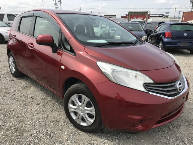 NISSAN NOTE 2013 ref: CCK11402009 (001)