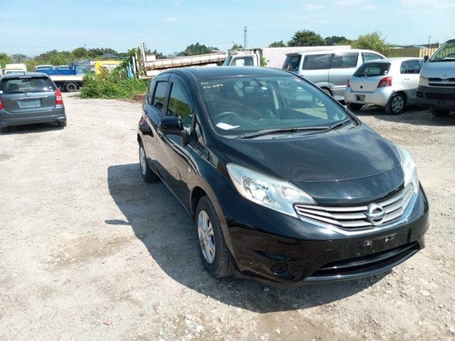 NISSAN NOTE 2013 ref: CCK6872009 (001)