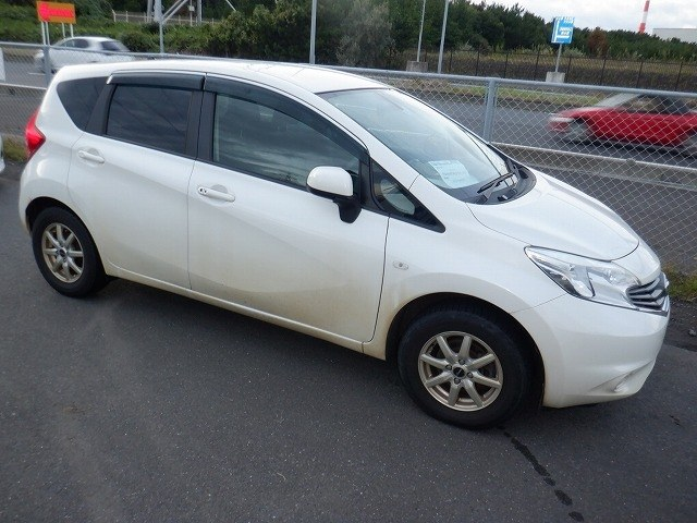 NISSAN NOTE 2013 ref: CCK7192009 (001)