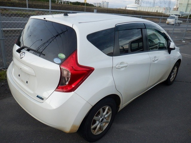 NISSAN NOTE 2013 ref: CCK7192009 (003)