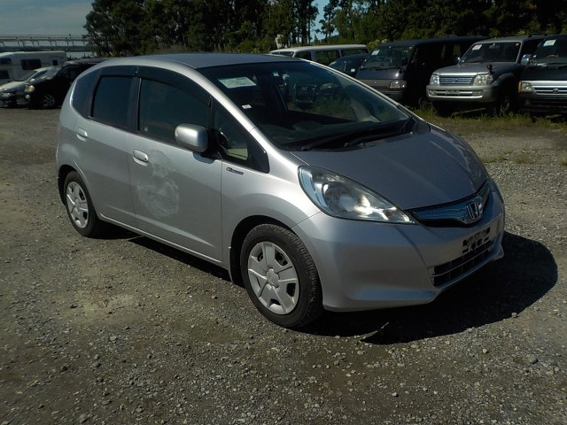 HONDA FIT 2012 ref: CCN11272009 (001)