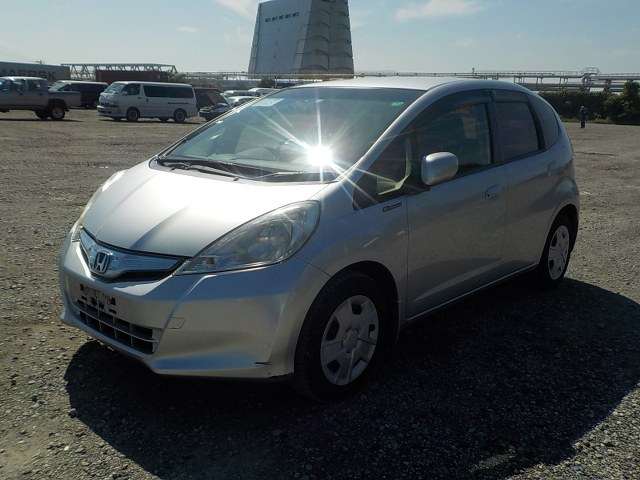 HONDA FIT 2012 ref: CCN11272009 (002)