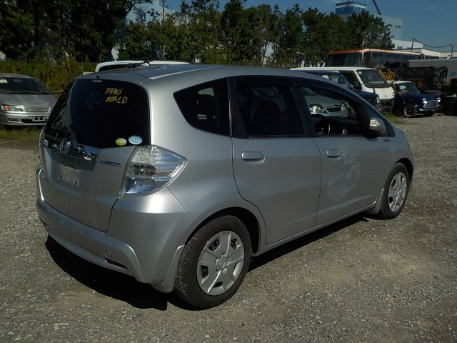 HONDA FIT 2012 ref: CCN11272009 (004)