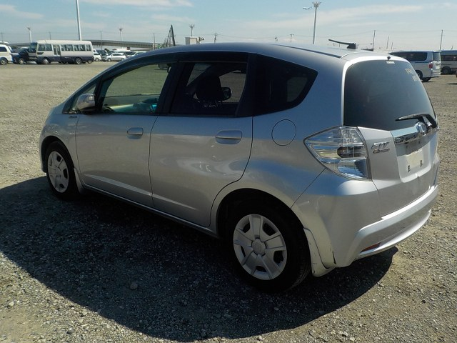 HONDA FIT 2012 ref: CCN11272009 (005)