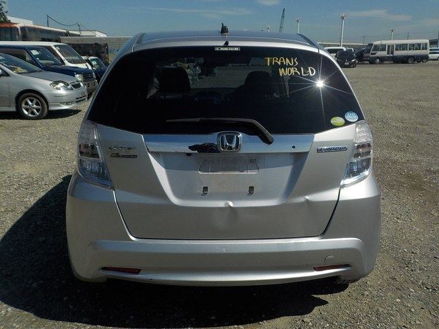 HONDA FIT 2012 ref: CCN11272009 (006)