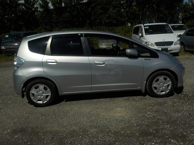 HONDA FIT 2012 ref: CCN11272009 (007)