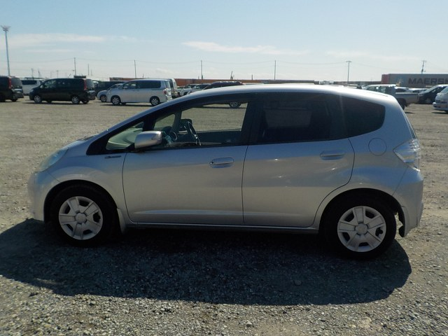 HONDA FIT 2012 ref: CCN11272009 (008)